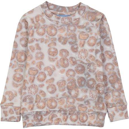 KIDS Romey Loves Lulu Cereal Sweatshirt