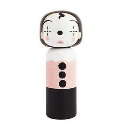 Lucie Kaas Clown Kokeshi