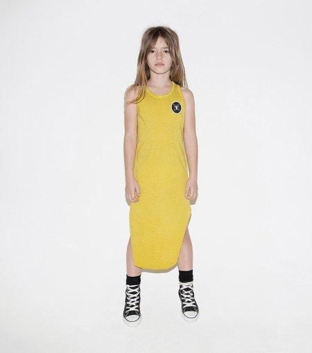 KIDS Nununu Maxi Tank Dress - YELLOW