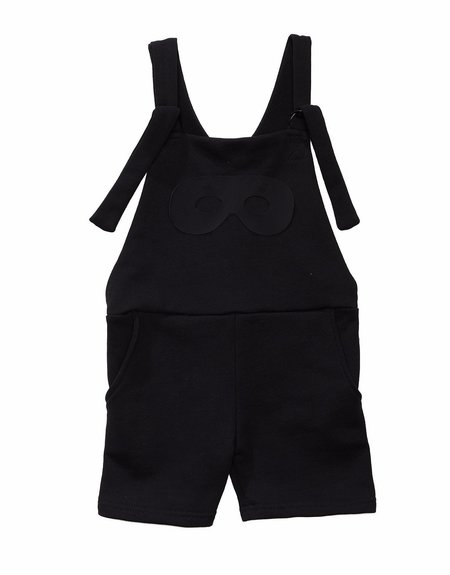 KIDS Beau Loves Mini Jumpsuit - BLACK