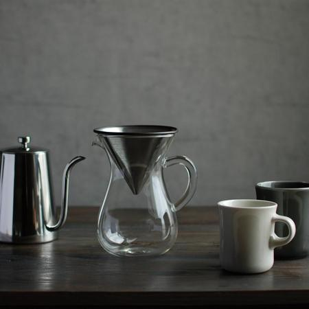 Kinto Japan SCS Coffee Carafe Set