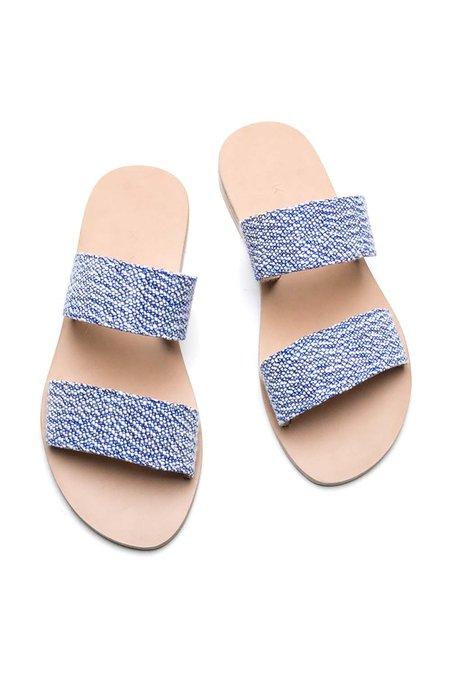 KYMA Giaros Sandals - Blue/White