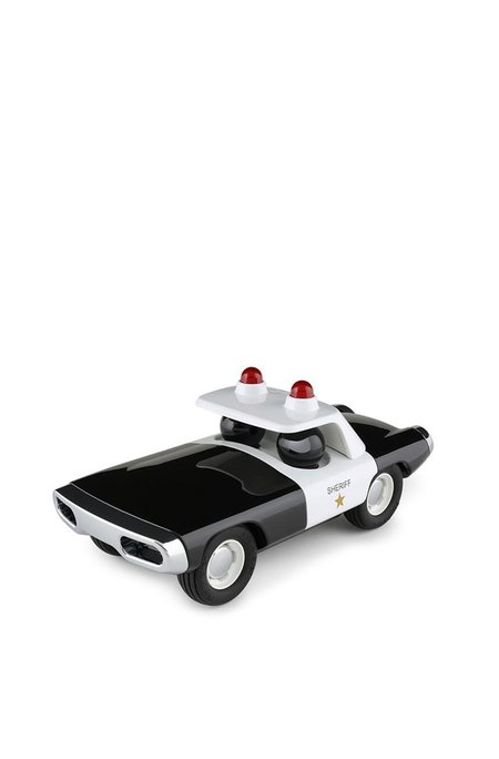 Kids Playforever M102 Heat Vehicle - Black/White