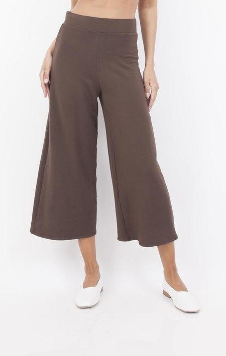 Corinne Collection Lela Pants - Mocha Brown