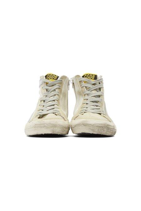 Golden Goose Slide Sneakers - White