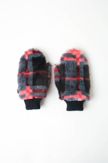 Echo Snow Drift Mittens - Multi