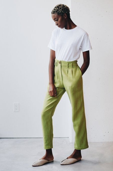 at Dawn. High Waisted Trouser