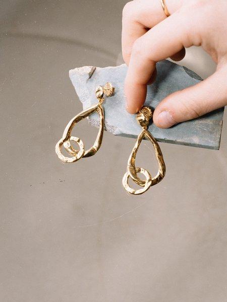 J.Yoshiko Shizuku Earrings