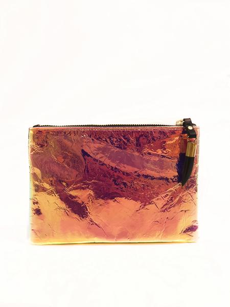 Kempton & Co Small Pouch - Mirror iridescent