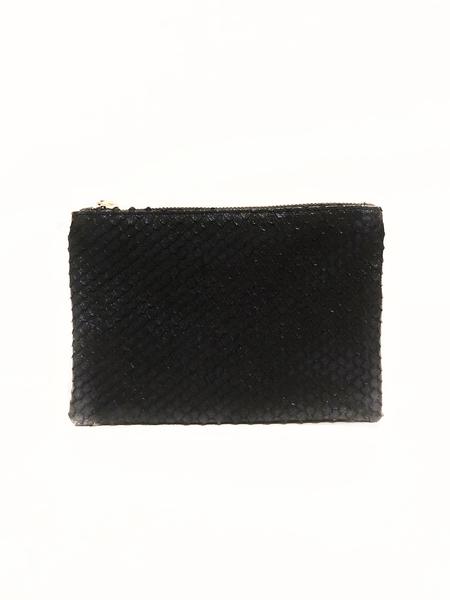 Kempton & Co Small pouch - Cobra Midnight