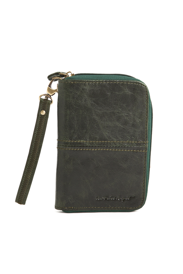 One Fated Knight Dame Wallet Clutch