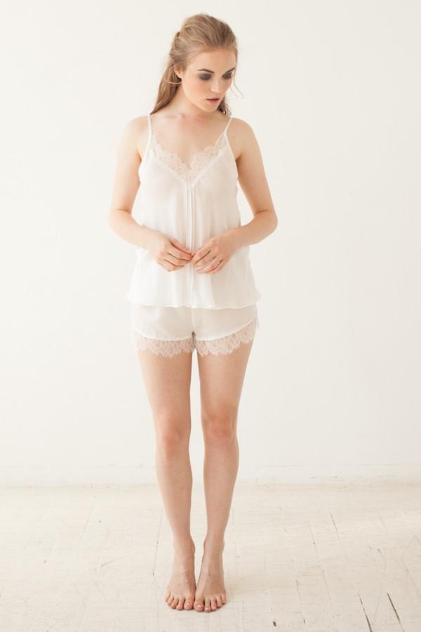 Salua Atelier  Birdies Set Cami & Shorts