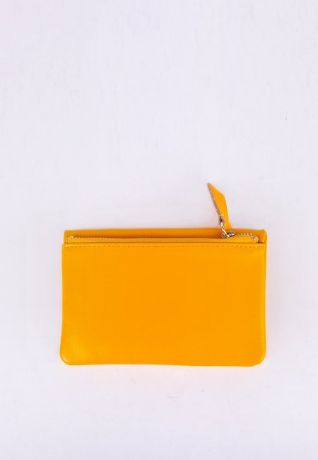 Wos Small Sensation Wallet - Mandarin