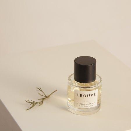 Capsule Parfumerie Troupe fragrance