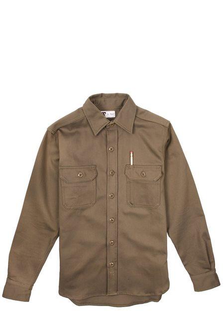 Tellason Clampdown 11 oz Japanese Fabric shirt