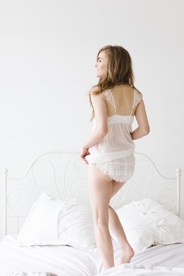 Salua Atelier Pink Sands Panty