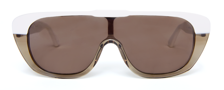 CARLA COLOUR BERYL eyewear - WHITE SMOKE/STORM