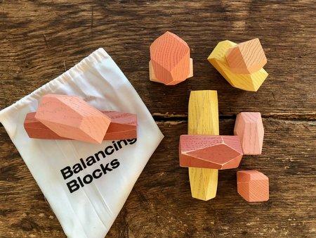 Areaware Balancing Blocks - Desert