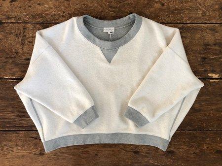 Calder Blake Reverse Dorothea Sweatshirt  - Grey