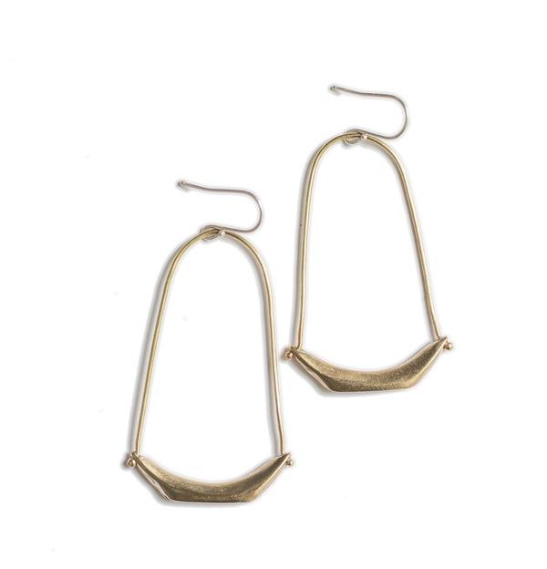 Uni Pagoda Earrings