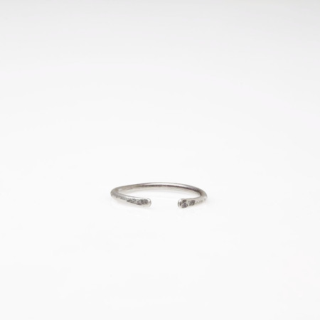 Another Feather Cuff Ring