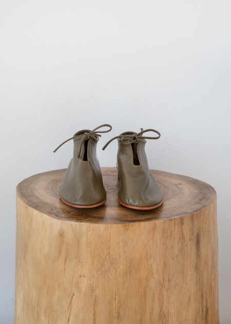 Martiniano Bootie - Olive