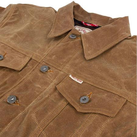Iron & Resin Scout Jacket