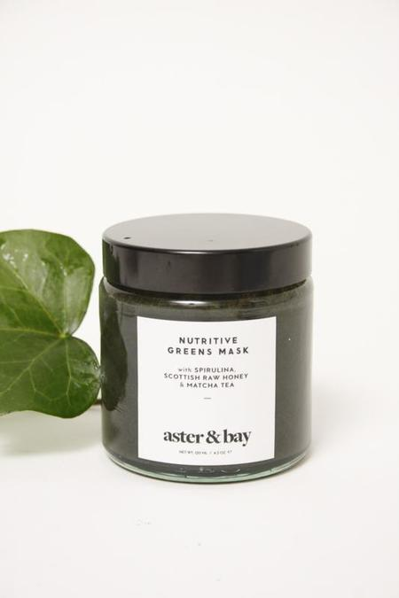ASTER & BAY NUTRITIVE GREENS MASK