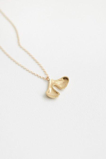 Seaworthy Deux Necklace - Gold