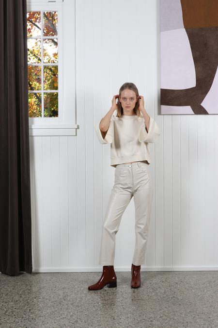 NSF Delia Sweatshirt - French Vanilla