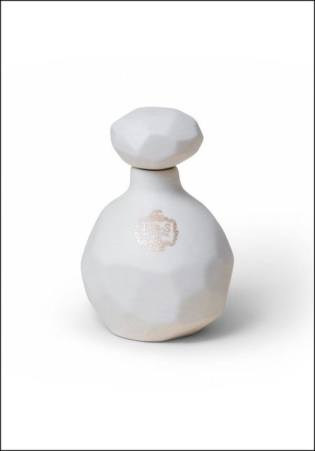 Joya Perfume and Porcelain Bottle