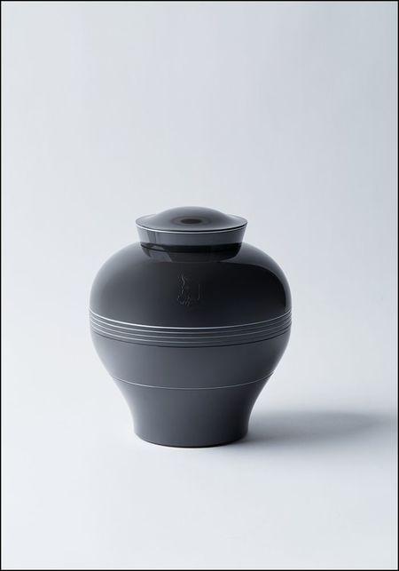 Ibride Yuan Stacking Set - BLACK