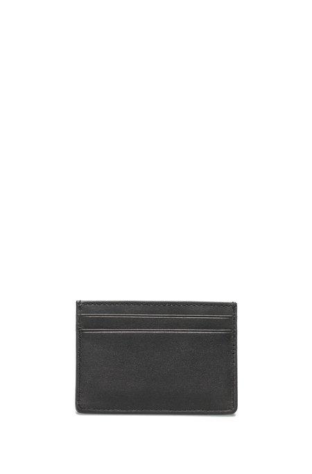 Hugo Boss Subway Card Holder - Black