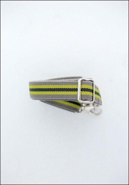 Gabriele Frantzen Embossed Leather Scarab Crossbody Pouch