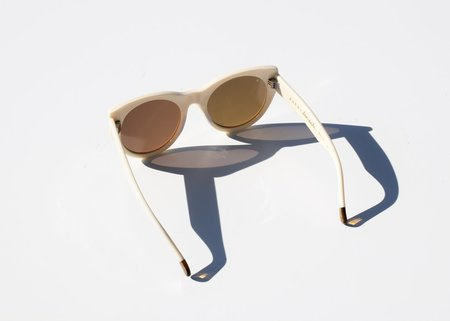 Raen Durante Sunglasses - Bone