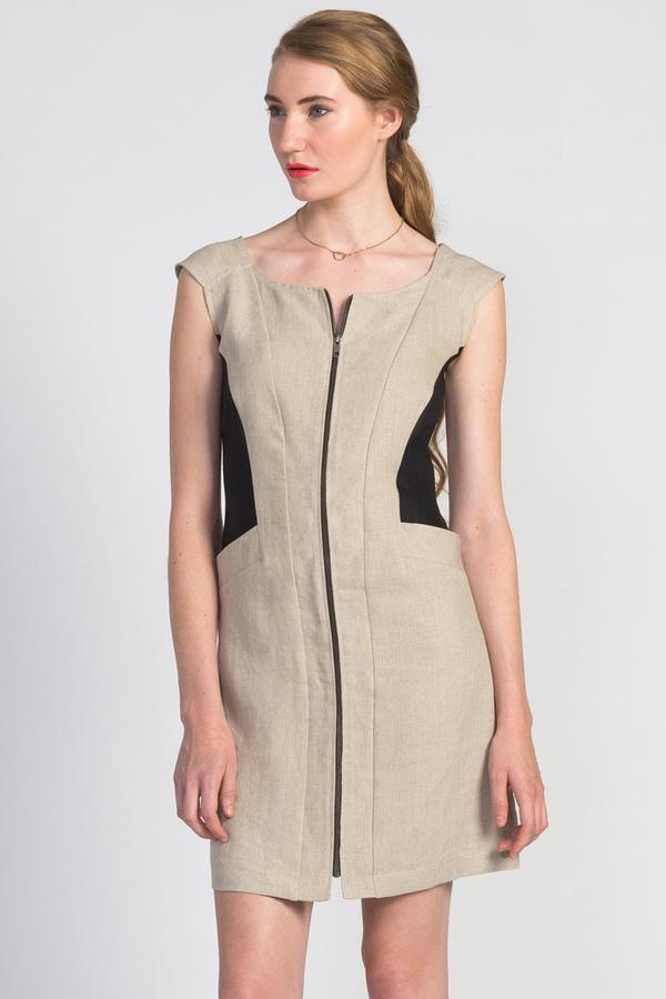 Allison Wonderland Davis Dress