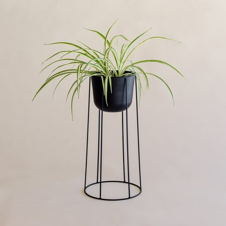 Menu Wire Base + Wire Pot planter