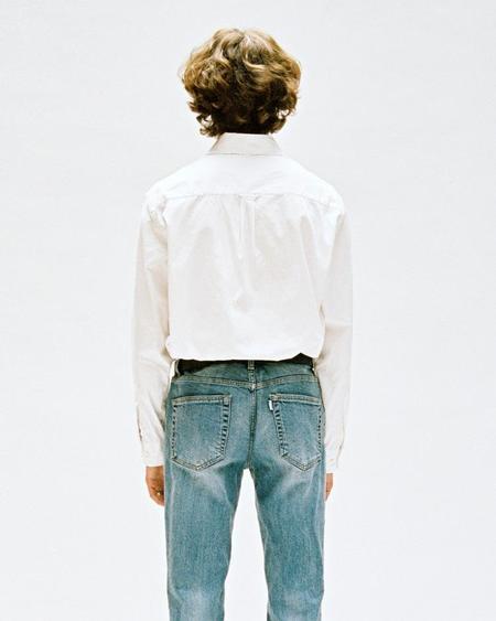 Vivastudio Oxford Shirt - White