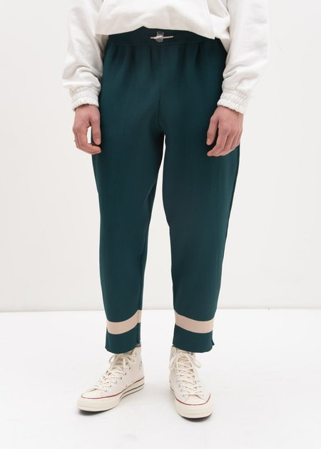 Sunnei Suit Lounge Pants - Green