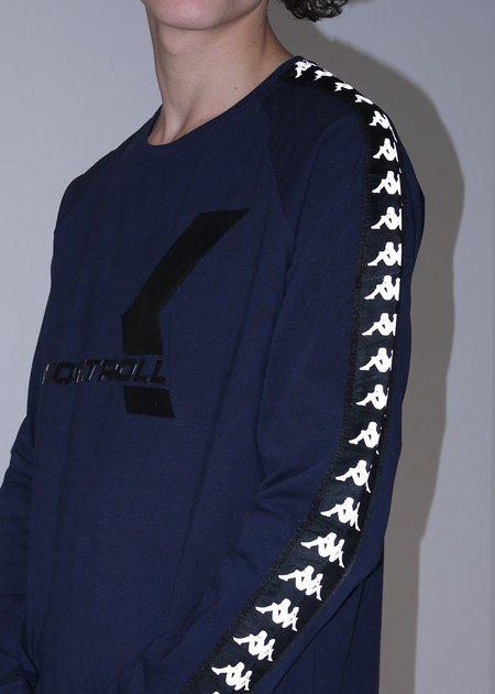 Kappa Kontroll Banda Long Sleeve - Navy