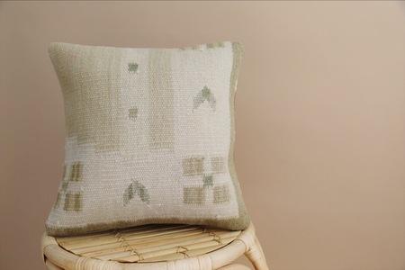 Byron & Blue Barrington Kilim Rug Pillow