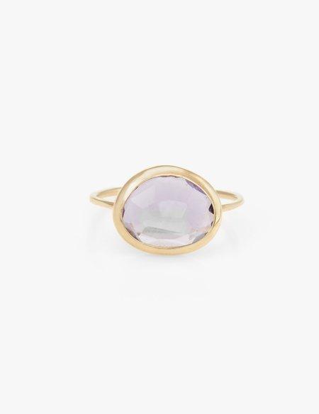 Kathryn Bentley Tourmaline slice Ring