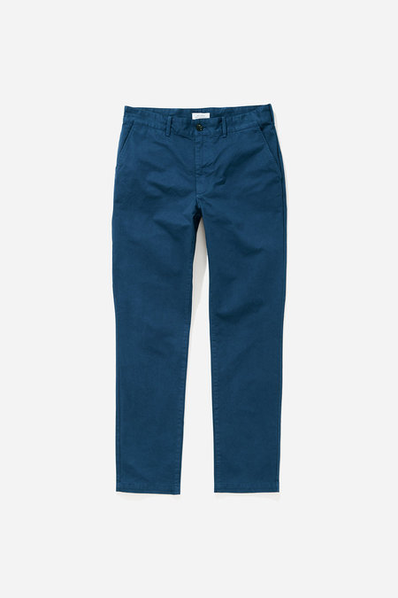 Saturdays John Chino Pant - Postal Blue