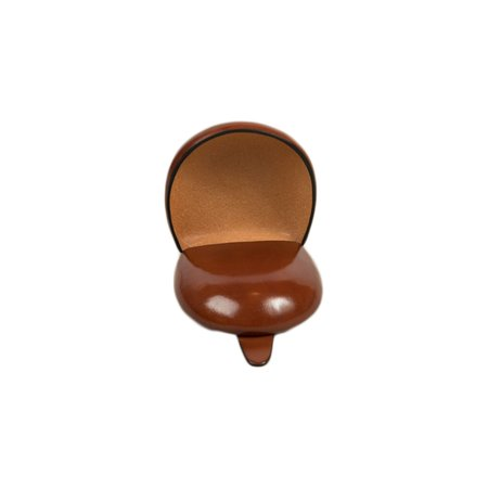 Il Bussetto Big Coin Pouch Tacco - Light Brown