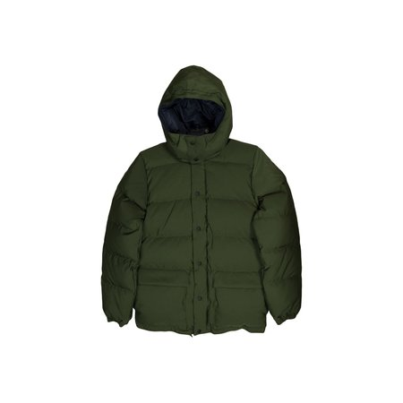 CRESCENT DOWN WORKS Classico Down Parka - Olive
