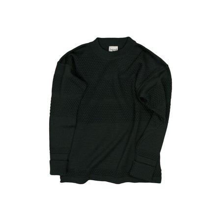 S.N.S. Herning Fisherman Crewneck Sweater - Green Scale