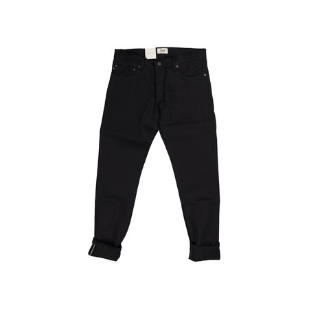 Livid Jeans Jone Slim Japan Selvedge - NAVY