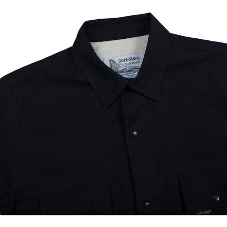 Garbstore The Flight Shirt - Navy