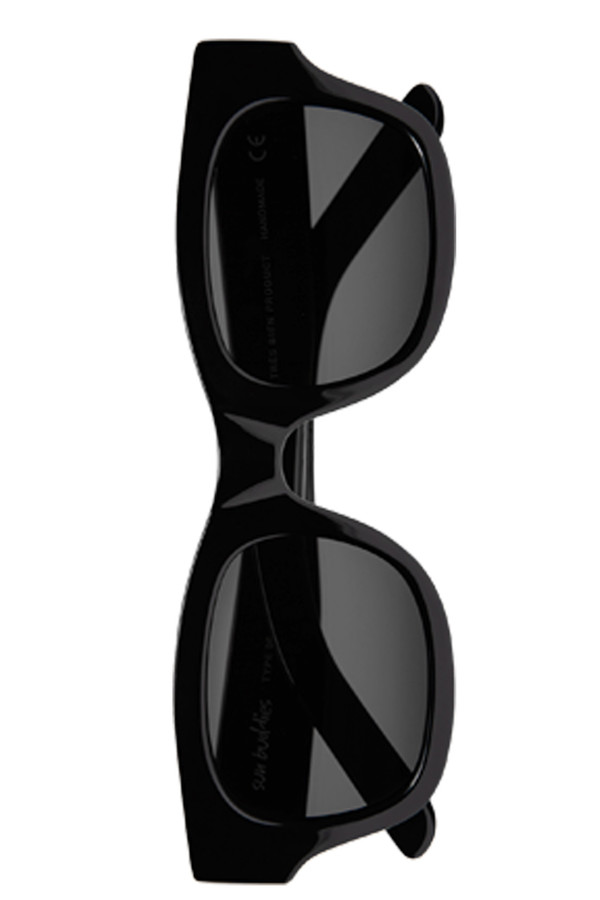 Unisex Sun Buddies Black Type 06 Sunglasses