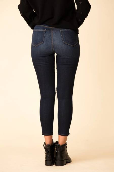 L'Agence Margot High Rise Skinny - Baltic Destruct